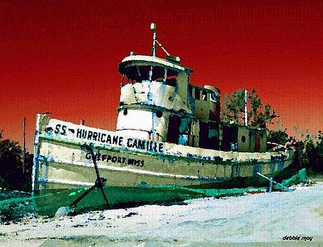 S.s. Hurricane Camille - 3 by Debbie May