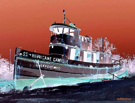 S.s. Hurricane Camille - 4 by Debbie May