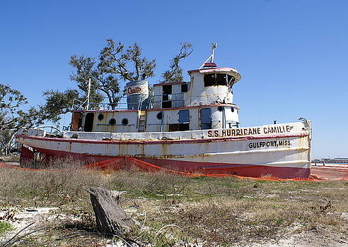 S.s. Hurricane Camille 2 by Debbie May