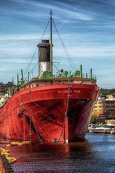 Susan Rissi Tregoning - SS William A. Irvin