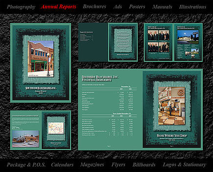 SSB 2009 Annual Report I did. by Gerald Lambert