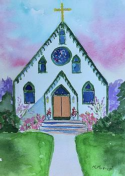 St Agnes Catholic Church by Marita McVeigh