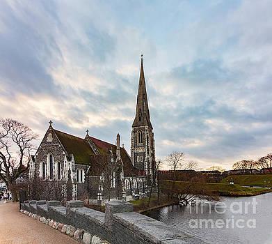 Sophie McAulay - St albans church Copenhagen