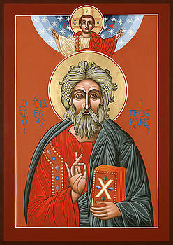 St Andrew the First Called 135 by William Hart McNichols