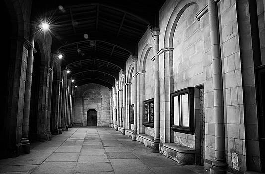 St Andrews Quad by Jeremy Voisey