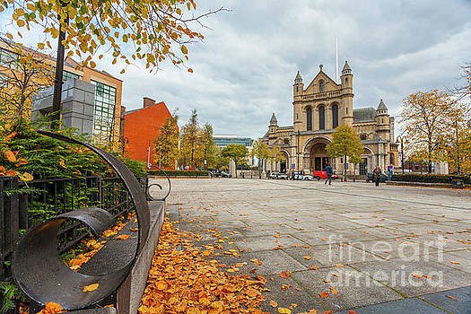 St. Annes, Belfast Cathedral by Jim Orr