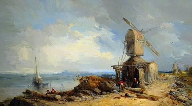 Webb James - St Aubin Bay Jersey 1863