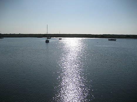 St Augustine Bay by Jennifer  Sweet