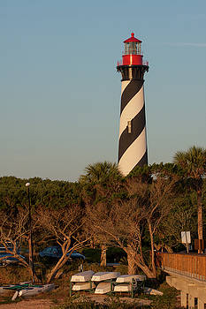 Paul Rebmann - St. Augustine Lighthouse
