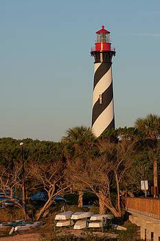 Paul Rebmann - St. Augustine Lighthouse