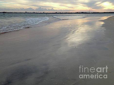 St. Augustine Sunset by Mark Messenger