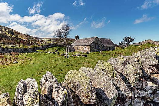 Adrian Evans - St Celynnin Church, Llangelynnin