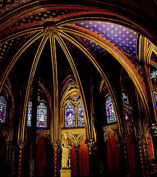 St Chappelle by Vicki Jauron