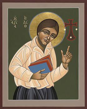 William Hart McNichols - St Edith Stein Patroness of Europe 182
