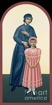 Br Robert Lentz OFM - St. Elizabeth Seton - RLELS