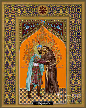 Br Robert Lentz OFM - St. Francis and the Sultan - RLSUL