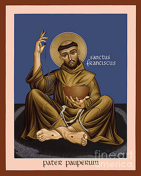Br Robert Lentz OFM - St. Francis, Father of the Poor - RLFFP