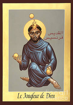 Br Robert Lentz OFM - St. Francis, Jongleur de Dieu - RLFOJ