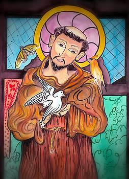 St. Francis of Assisi by Myrna Migala
