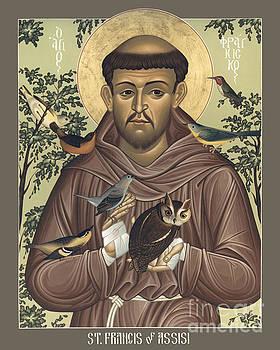 Br Robert Lentz OFM - St. Francis of Assisi - RLFOA