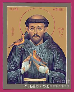 Br Robert Lentz OFM - St. Francis of Assisi - RLFOB