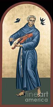Br Robert Lentz OFM - St. Francis Solano - RLFRS
