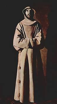 Zurbaran Francisco de - St Francis