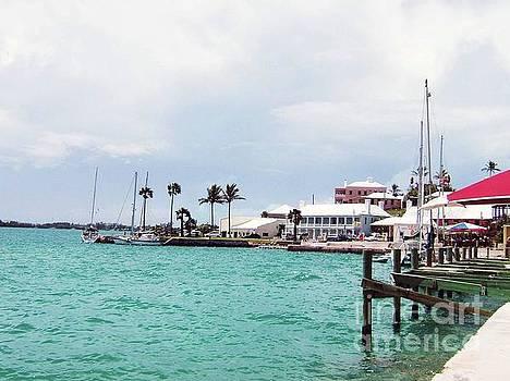 Gary Wonning - St. George Bermuda