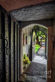 Adrian Evans - St Gwyddelan Church