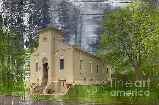 Larry Braun - St James AME Church