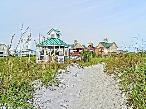 St. James Beach Club by Don Margulis