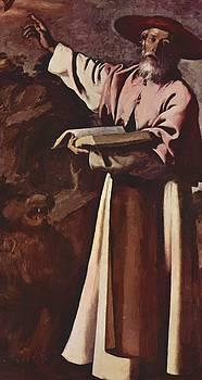Zurbaran Francisco de - St Jerome