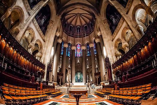 St. John The Divine by Linda Karlin