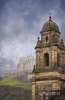 Sophie McAulay - St Johns Edinburgh