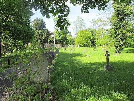 St. Johns Parish Church Cemetery - Harrow Road - Wembley by Mudiama Kammoh