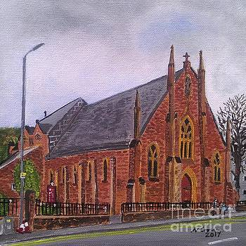 St Johns Port Glasgow by Neal Crossan