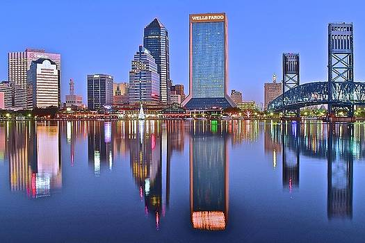 Frozen in Time Fine Art Photography - St Johns River Reflects Jacksonville