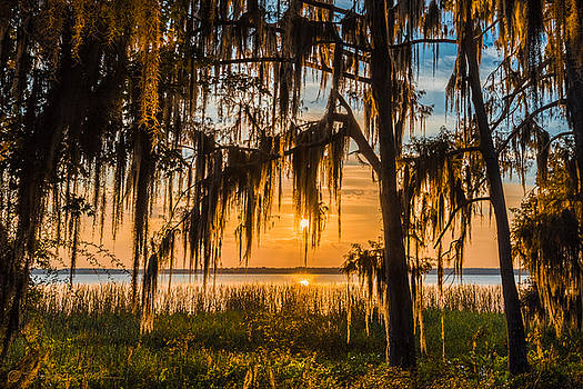 Picolata Sunset by Stacey Sather