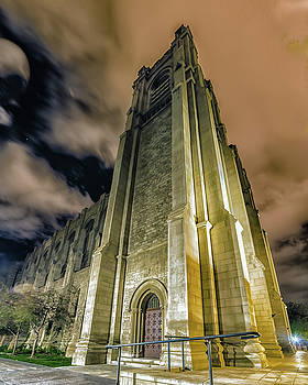 St Johns Tower by Tony Lazzari