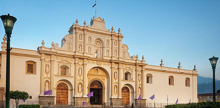St Jose Parrish, Antigua, Guatemala. by Daniela Constantinescu