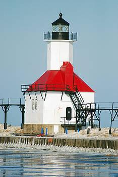 Michael Peychich - St Joseph North Pier Lights