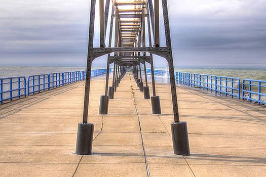 St. Joseph Pier by Laura Greene