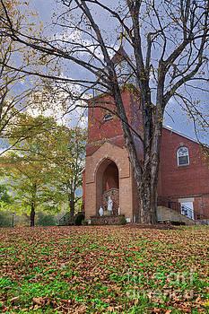 Larry Braun - St Lawrence Catholic Church