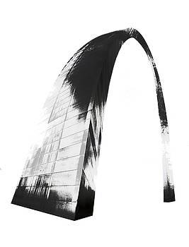 St. Louis Arch by Kyle Ferguson