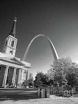 Ms Judi - St. Louis Arch