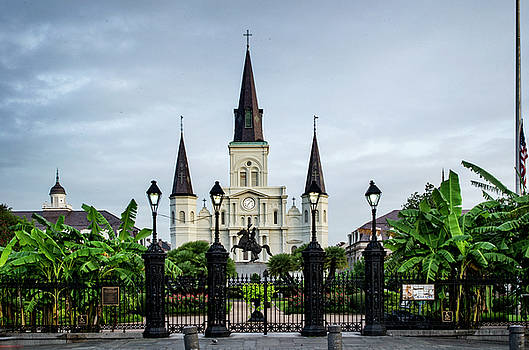 Chrystal Mimbs - St. Louis Cathedral