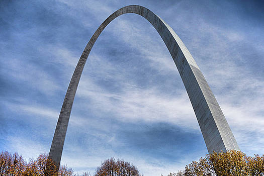 Robert Meyers-Lussier - St Louis Gateway Arch Study 1