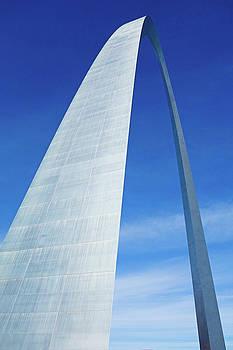 Robert Meyers-Lussier - St Louis Gateway Arch Study 3
