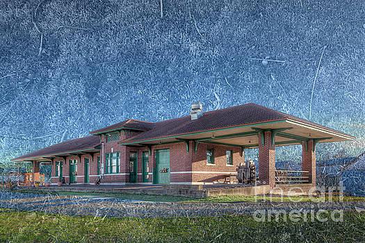 Larry Braun - St Louis Iron Mountain Depot