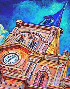 St Louis by Lisa Tygier Diamond